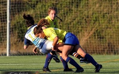 Les noies del FEM Vallès van caure contra les favorites | Edu Rois