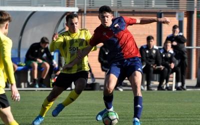 Els blaugranes van superar diumenge el Mataró a Arraona-Merinals | JM Guarch