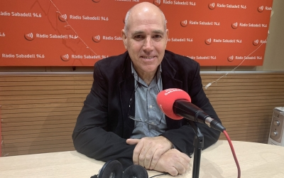 Magí Rovira,  nou secretari general de la Federació de Municipis de Catalunya | Mireia Sans