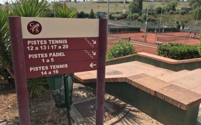 El pròxim campió d'Espanya de tennis es decidirà a les instal·lacions del Cercle | Adrián Arroyo