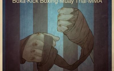 Imatge del cartell de la jornada del gimnàs Rukeli