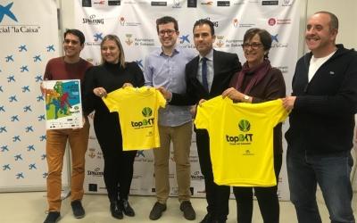 Organitzadors, col·laboradors, patrocinadors i Ajuntament unint esforços en aquest nou Top Bàsquet | Adrián Arroyo