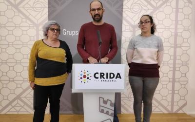 Nani Valero, Maties Serracant i Anna Lara   Pau Duran