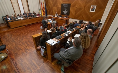 El Ple municipal del mes de desembre   Roger Benet