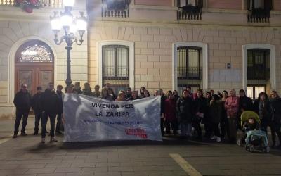 El Sindicat de Llogateres denuncia el cas de la Zahira | Pere Gallifa