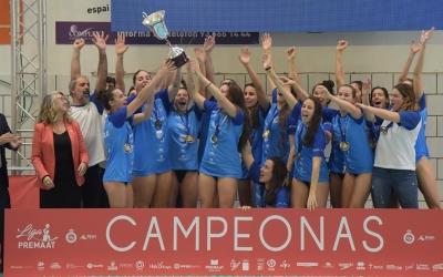 L'Astralpool és el vigent campió de la Copa de la Reina | Roger Benet