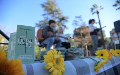 Acte d'inauguració popular a la plaça de les Dones del Tèxtil | Roger Benet