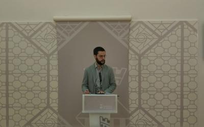 Eloi Cortés, regidor en funcions de portaveu del govern local | Ràdio Sabadell
