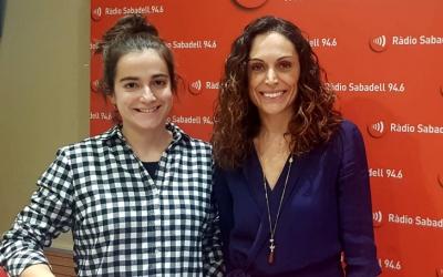 Nàdia Sanz i Isabel Parra, psicòloga clínica i psiquiatra del Taulí/ Raquel Garcia