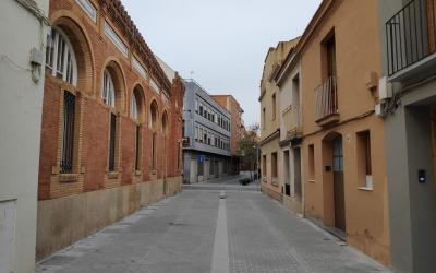 Els impulsors de la pacificació a Centre-Creueta demanen mobiliari urbà per avançar cap a la prioritat de vianants | Pau Duran