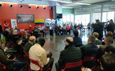 Acte de la FAIV a l'Espai Polivalent del Nord | Helena Molist