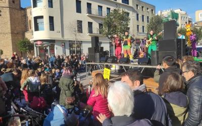Cap d'any infantil aquest dimarts al migdia al Passeig de la Plaça Major | Pau Duran