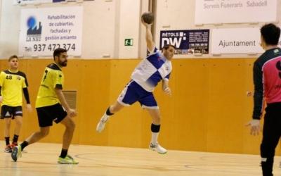 El CASH acumula ja set victòries consecutives, l'última contra el Canovelles | Joan Carles Manzano