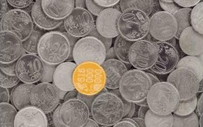 Retall del cartell de 'Diner molt negre'/ Joventut de la Faràndula