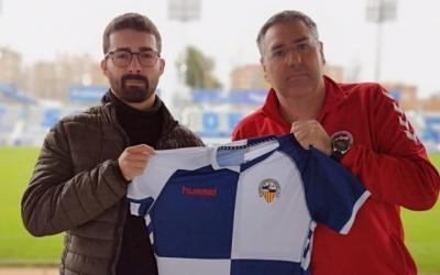 Bernat Mosquera s'estrenarà aquest cap de setmana amb el filial arlequinat |CE Sabadell