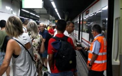 Hi haurà afectacions ferroviàries a la línia de Sabadell de Rodalies | ACN