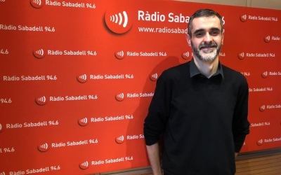 Ferran Burguillos, exdirector de les Biblioteques de Sabadell | Ràdio Sabadell