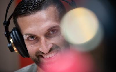 Grego Sierra avui als estudis de Ràdio Sabadell | Roger Benet