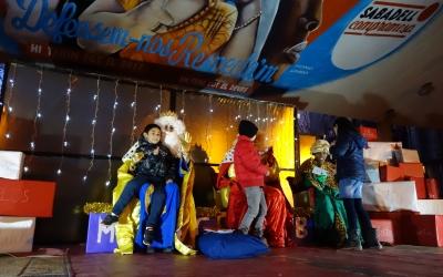 Els tres Reis d'Orient al barri dels Merinals | Helena Molist