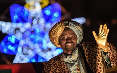 El Rei Baltasar l'any passat a Sabadell | Roger Benet