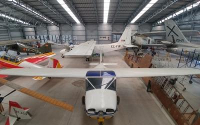 El Museu de l'Aeronàutica | Pere Gallifa