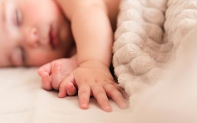 Un infant acabat de néixer al Taulí | Parc Taulí