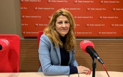 Sònia Llonch, presidenta de la Comissió de Mediació de l'ICAS   Ràdio Sabadell