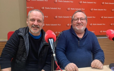 Jaume Garcia Arija i Francisco Garcia/ Mireia Sans