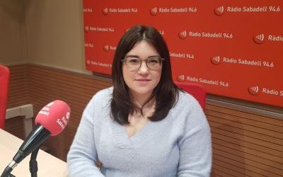 Laia Girós, directora de Joventut des de novembre/ Núria Garcia