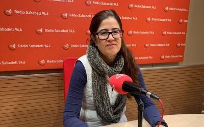 Laura Rodríguez, cap d'assessoria internacional de la Cambra de Comerç | Ràdio Sabadell
