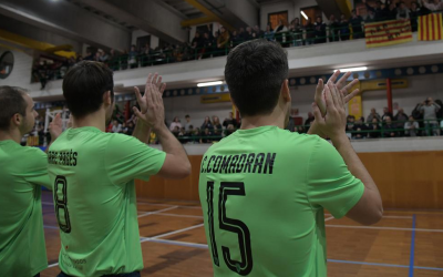 La pròxima jornada la Pia jugarà a casa, on únicament han perdut dos partits | Futsal Pia Sabadell