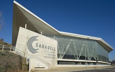Façana exterior de la instal·lació | Sabadell Pista Coberta