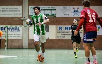 Jordi Sancho, en l'empat de la setmana passada davant el Granollers 'B' | Èric Altimis - OAR Gràcia