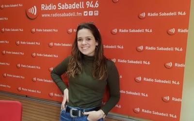 Cristina Castañé, impulsora d'AkusticAvan/ Raquel Garcia