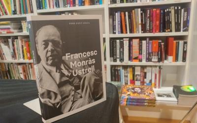 Portada de la biografia de Francesc Monràs Ustrell | Ràdio Sabadell