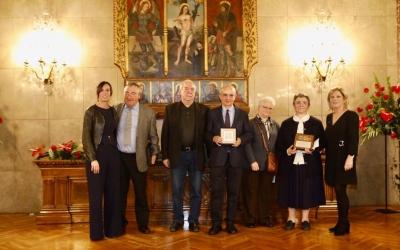 Entrega dels Premis Floc de Llana 2019 | Juanma Peláez