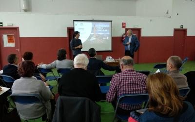 Presentació avui de Covadonga Urban Lab | Helena Molist