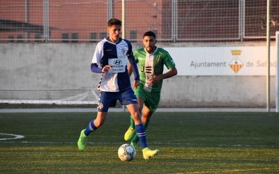 El Juvenil 'A' del Sabadell va deixar escapar dos punts | Fut Base CES