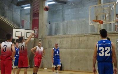 El Club es va imposar (72-79) en el duel de la primera volta | Sergi Park