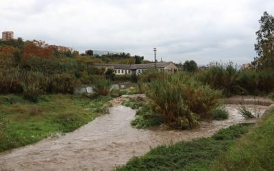 Imatge del riu Ripoll al seu pas per Sabadell | ACN