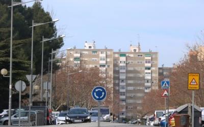Un carrer de Badia/ ACN