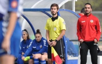 El Azzouzi, en un partit d'aquesta temporada a Olímpia | Críspulo Díaz