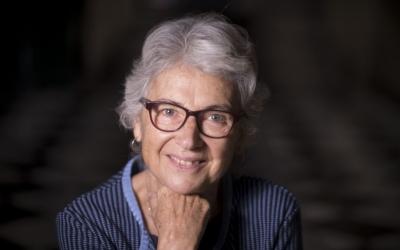 Muriel Casals entrarà al nomenclàtor sabadellenc | Cedida