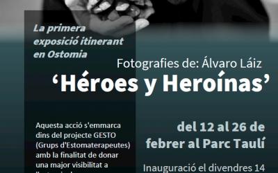 L'exposició es podrà veurefins el 26 de febrer al vestíbul de l'edifici Taulí | Parc Taulí