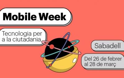 La Mobile Week Sabadell comença aquest dimecres al vespre | Cedida