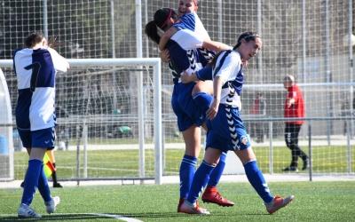 Alegria arlequinada en un dels quatre gols anotats diumenge | CES