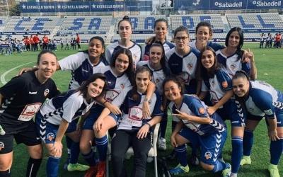 El Sabadell femení és antepenúltim amb només set punts | CES