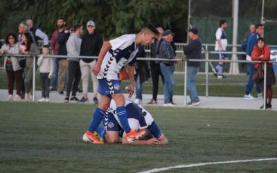 La d'avui és la primera derrota del Sabadell juvenil aquesta temporada lluny d'Olímpia | Adrián Arroyo