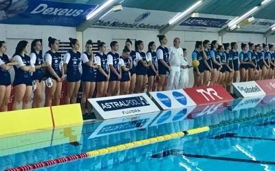 Presentació dels dos equips avui a Can Llong | Adrián Arroyo