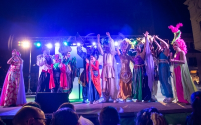 Els guanyadors d'enguany,  Associació territori culturalGrisdance per PrinceAli | Roger Benet
